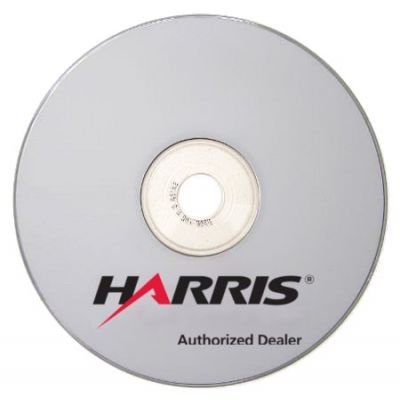 Harris Programming Software, SS-SW1D, RPM/RPM2 With Master Dongle