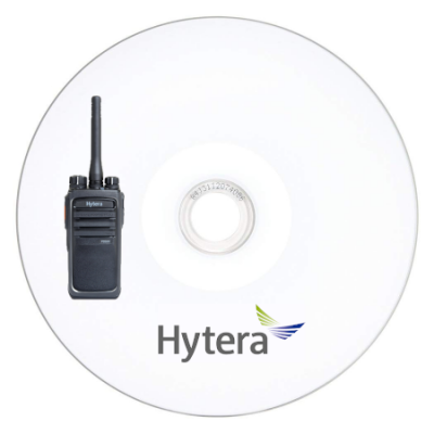 PC Programming Software for Hytera PD Series Portable Radios