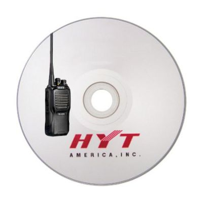 Programming Software for Hytera Radio TC-610 Portable Radios