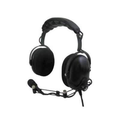 KAA0223 Heavy Duty Headset, with Boom Mic for RELM BK Radio KNG P Series