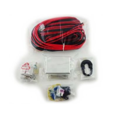 Install Kit, KAA0639 - Trunk Mount with Radio Interface Box for Use with KAA0670 HCH