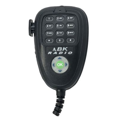 KAA0290 DTMF Programming Microphone for RELM BK Radio KNG M Mobile Radios