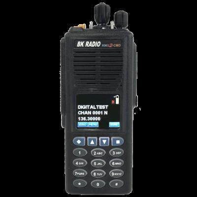 KNG2-P150CMD BK Radio Command VHF Radio