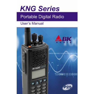 Owner's Manual for KNG-P150CMD, 7001-31050-400