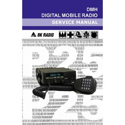 LAA0028CD Service Manual for Bendix King DMH Mobile Digital P25 Radio