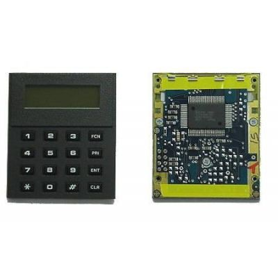 LAA0653F Alpha Numeric LCD/Keypad Assy, for Flash RELM BK Radio DPHX, GPHX and GPHS