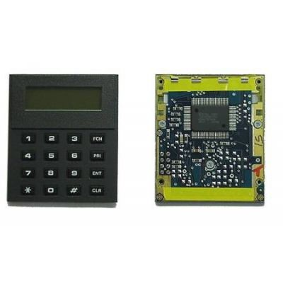 LAA0654 Alpha Numeric LCD/Keypad Assy, for RELM BK Radio DPHXX and GPHXP