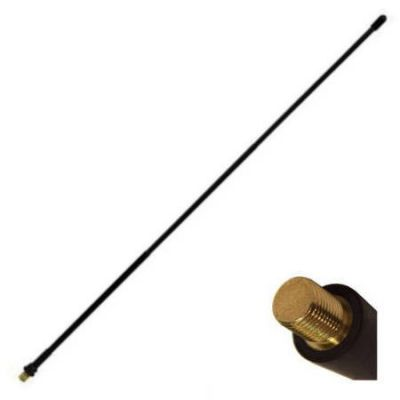 "LAA0813 Bendix King Antenna - 16"", Whip, VHF 148-174 MHz, KR Connector, 0db Gain"