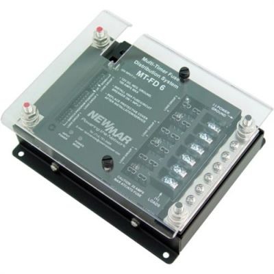 Multi-Timer Fuse Distribution System, MT-FD6 - 100Amp