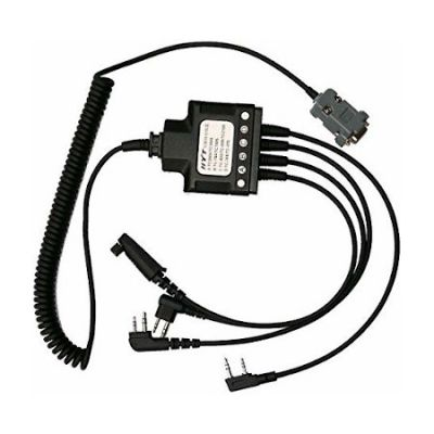 Universal Programming Cable, PC08 for Hytera Analog Radios