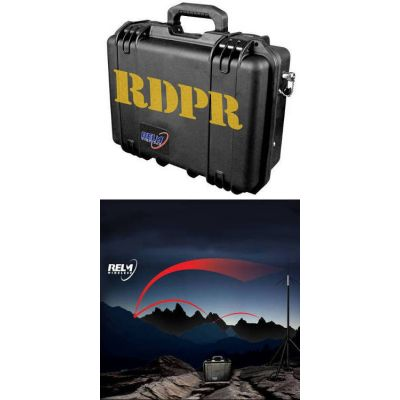Bendix King RDPR Tactical Rapid Deployment Portable Repeater - BURPDR