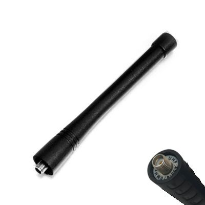 "3.5"" Stubby Antenna, UHF 440-470 MHz, SMA Female Connector"