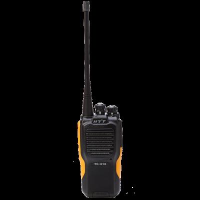 Yellow, UHF 450-470 MHZ, 16 Ch, 5 Watt, Washable TC-610