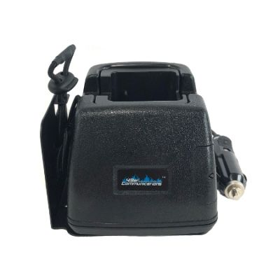 Vehicle Charger, Equivalent to XL-CH4J for Harris XL-200P, XL-185P