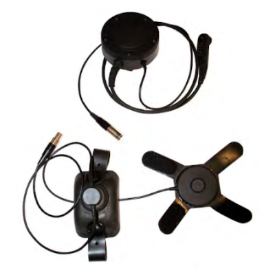 Skull Mic, Body PTT, XL-AE1L for Harris XL-200P Radios