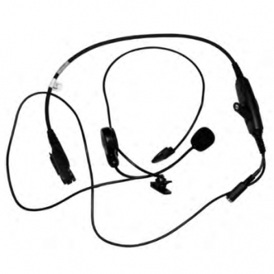 Lightweight BTH Headset, Dual Ear, XL-AE2D for Harris XL-200P