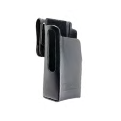 Leather Holster, Full Front, D-Swivel Belt Loop, XPHC3C for Harris Unity XG-100P