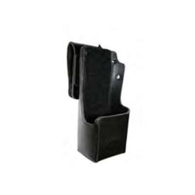 "Leather Holster, Half Front, 2.5"" Belt Loop, XPHC3E for Harris XG-100P"