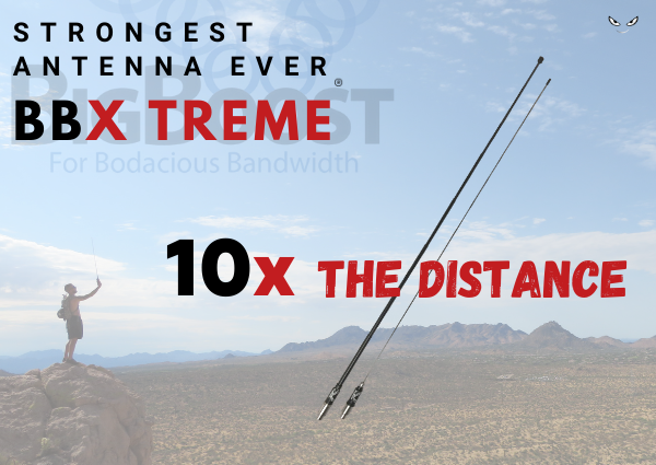 Get Extreme Distance with Bendix King and BigBoost.