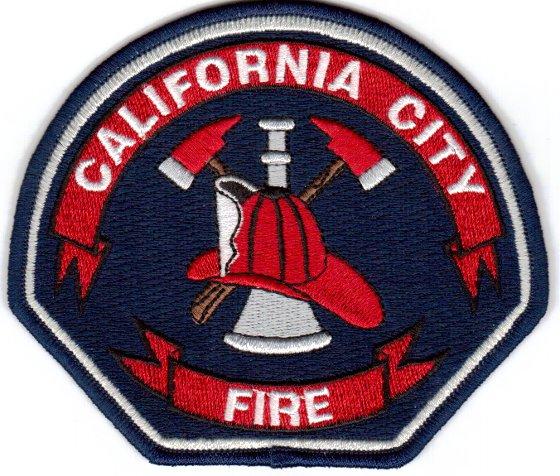 California City Fire