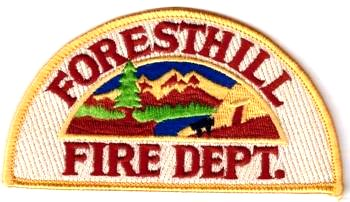 Foresthill Fire Department