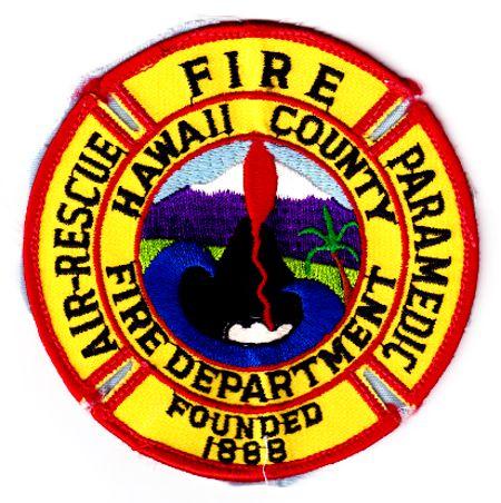 Hawaii Fire Dept