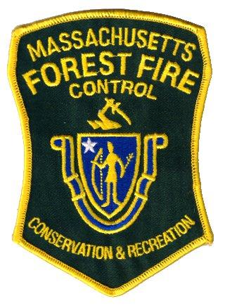 Massachusettes Forest Fire