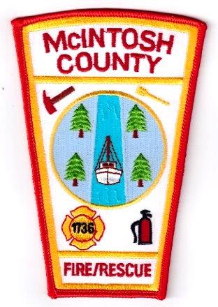 McIntosh County Fire