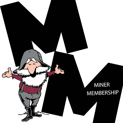 Miner Member graphics image