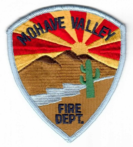 Mohave Valley Fire