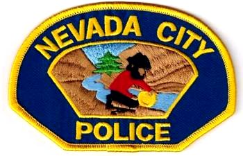 Nevada City Police 1