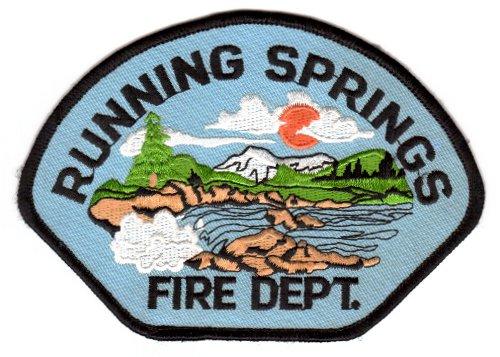 Running Springs FD