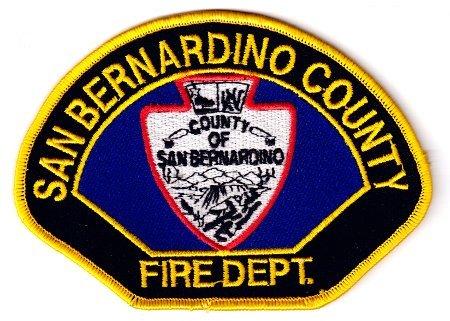 San Bernardino County FD