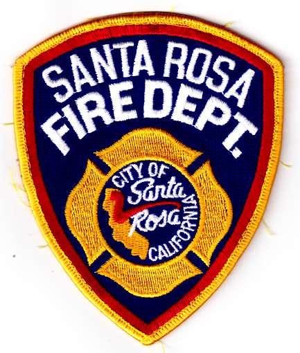 Santa Rosa Fire Dept 1