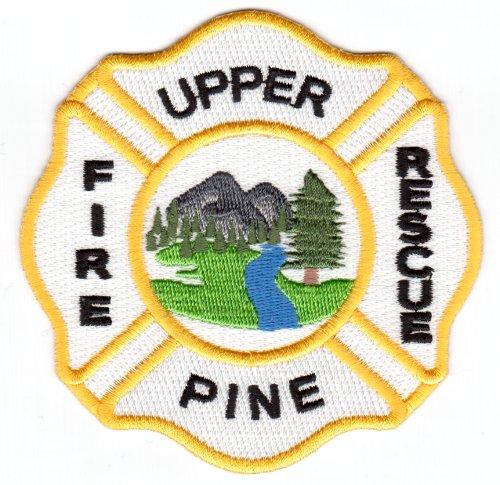 Upper Pine Fire
